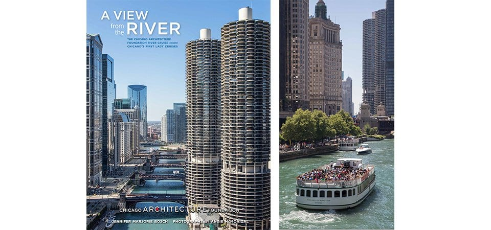 a view from the river, chicago architecture foundation