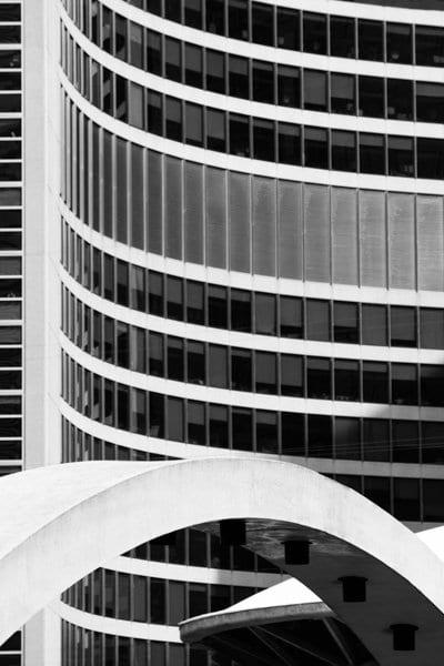 toronto city hall, brutalism, angie mcmonigal