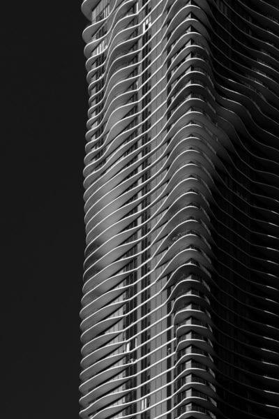 aqua, studio gang architects, radisson blu chicago