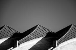 north shore congregation isreal, Minoru Yamasaki, okw architects