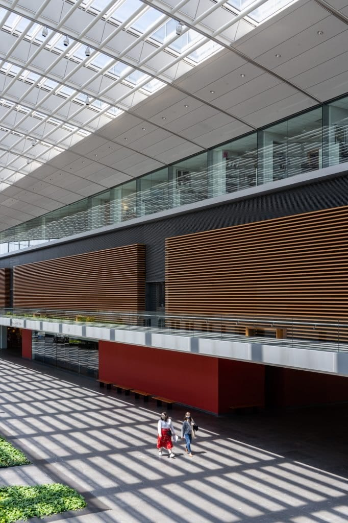 Rafael Viñoly, the cleveland museum of art