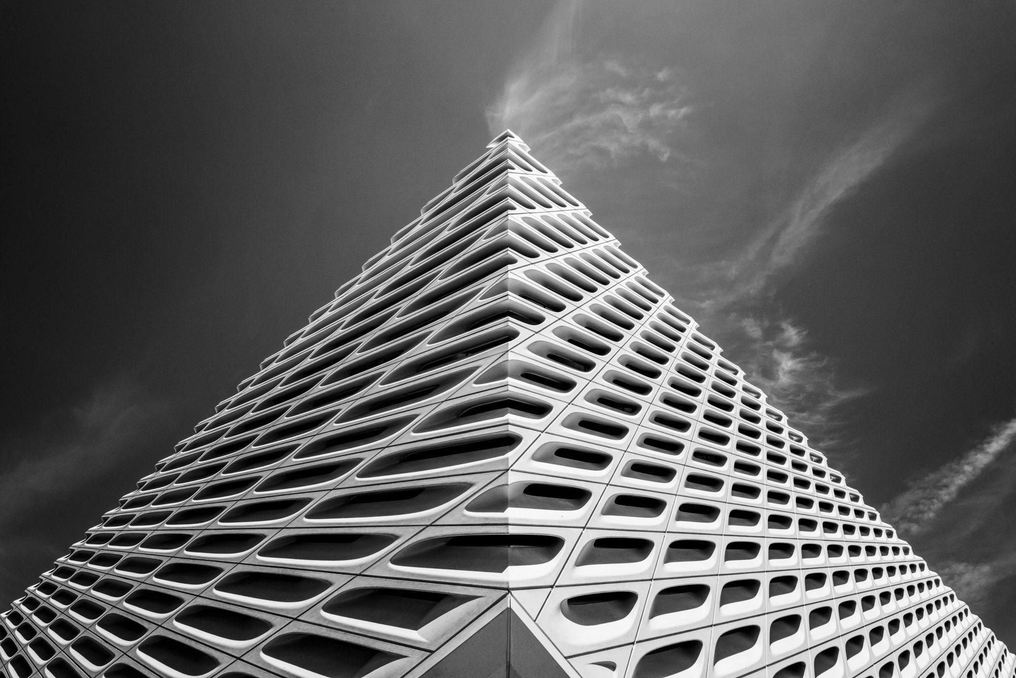 the broad, diller scofidio + renfro, los angeles architecture